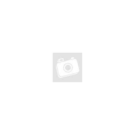 Fehér kapucnis kabát
